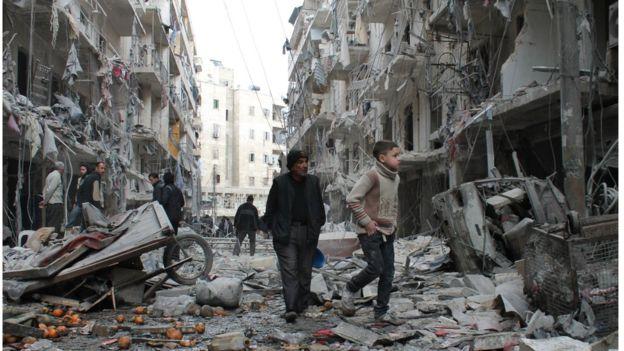 Leutar.net Једноставно објашњење ситуације у Сирији
