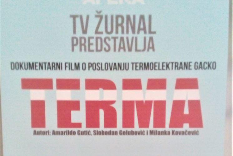 """Leutar.net Премијера истраживачког филма """"ТЕРМА"""" 6. децембра 2016. у хотелу ЛЕОТАР"""