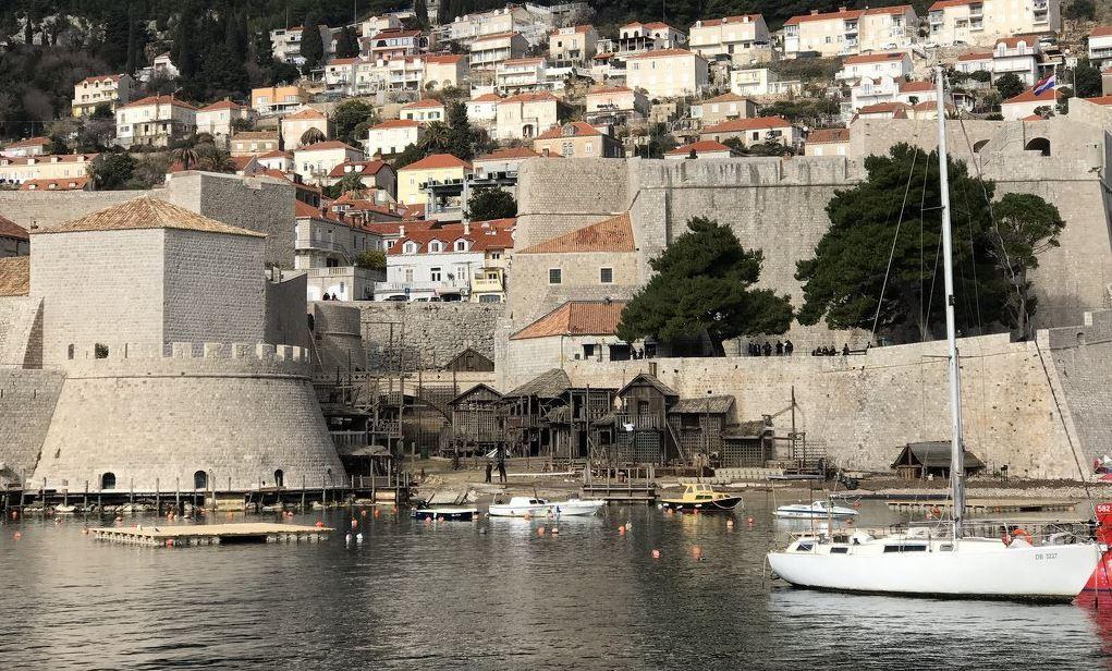 """Leutar.net Dubrovnik pretvoren u filmski studio: Uskoro počinje snimanje filma """"Robin Hood: Origins"""""""