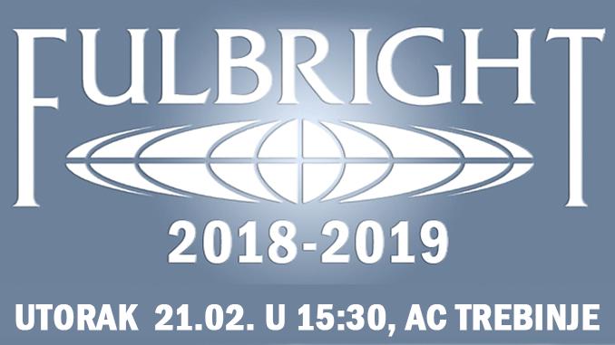 Leutar.net Najava: Predavanje o Fulbright stipendiji u Američkom kutku Trebinje