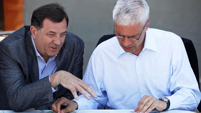 Leutar.net Dodik čestitao Vučiću kandidaturu za predsjednika Srbije