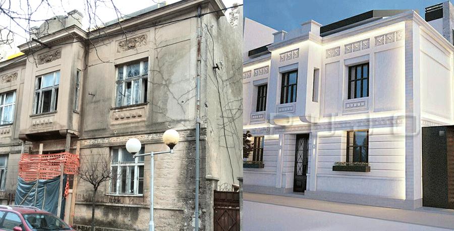 Leutar.net Kako će izgledati vila u Bregovima (FOTO)
