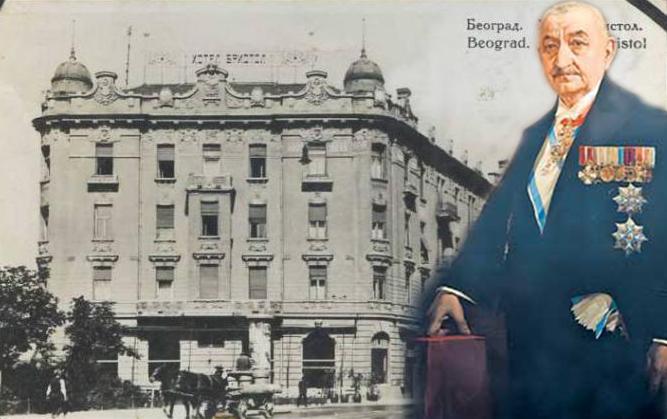 Leutar.net Kontroverze velikog zadužbinara: Luka Ćelović u književnom viđenju Dragana Kovača