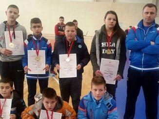 Leutar.net Šest medalja u Podgorici