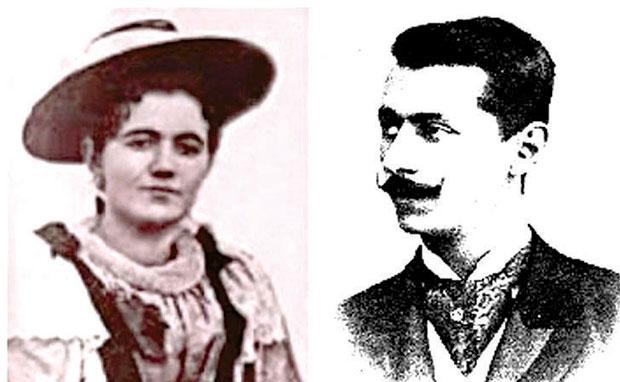 Leutar.net Ljubav Magdalene Živanović i Jovana Dučića