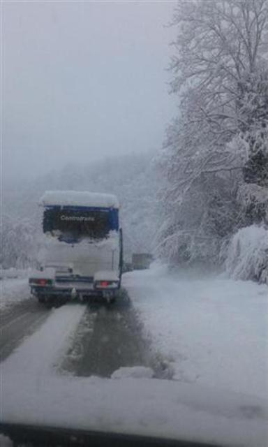 Leutar.net Republika Srpska osvanula pod snijegom FOTO