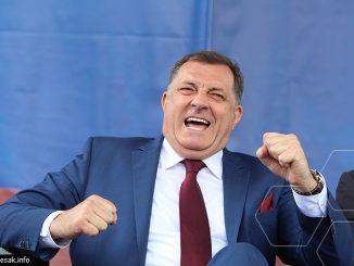 """Leutar.net Dodik: """"Mi smo leglo najveće korupcije i kriminala"""""""