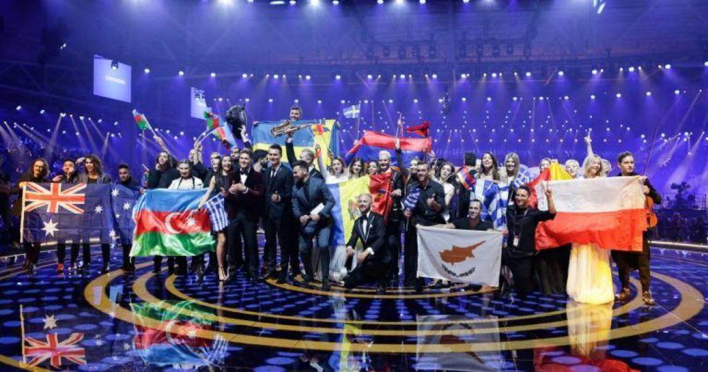 Leutar.net Poznato prvih deset finalista Evrovizije 2017.