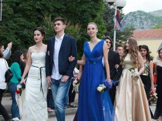 Leutar.net Gimnazijalci otvorili maturske svečanosti (FOTO)