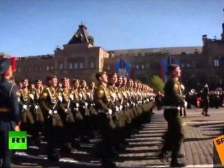Leutar.net Rusija RTRS-u uskratila eksluzivno pravo prenosa parade povodom Dana pobjede
