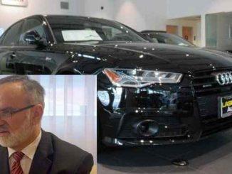 Leutar.net Ministar Dane Malešević kupuje limuzinu po svojoj mjeri - 115.000 KM!