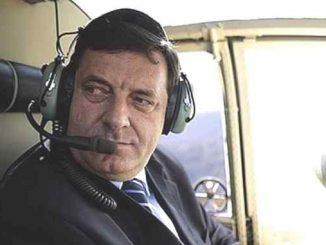 Leutar.net Dodik o protestima vozača: To su huligani, od danas više neće moći