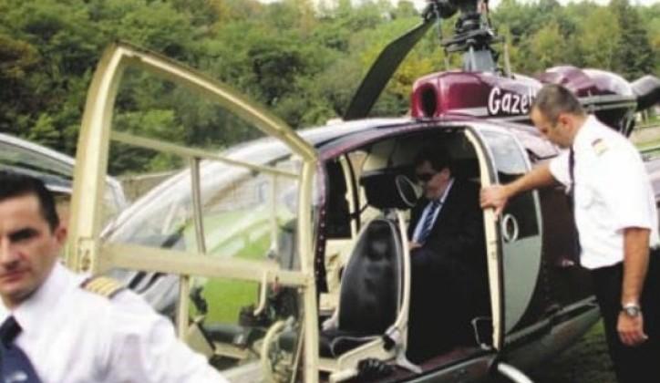 Leutar.net Đe je helikopter, predsjedniče?
