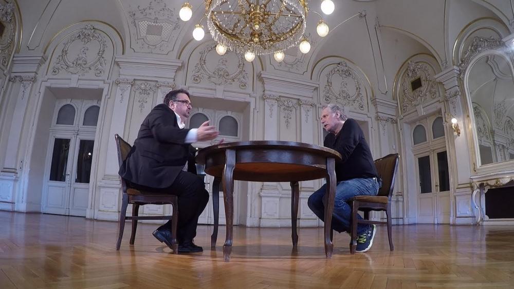 Leutar.net Rade Šerbedžija - Svi moramo izvršiti svoju ljudsku i građansku dužnost (VIDEO)