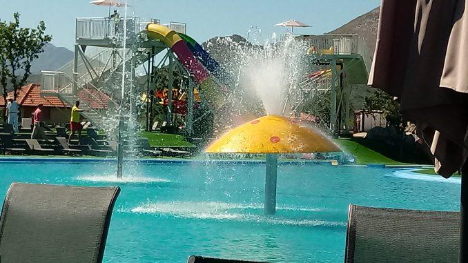 Leutar.net Juče je bilo vrelo u Aqua parku :-)