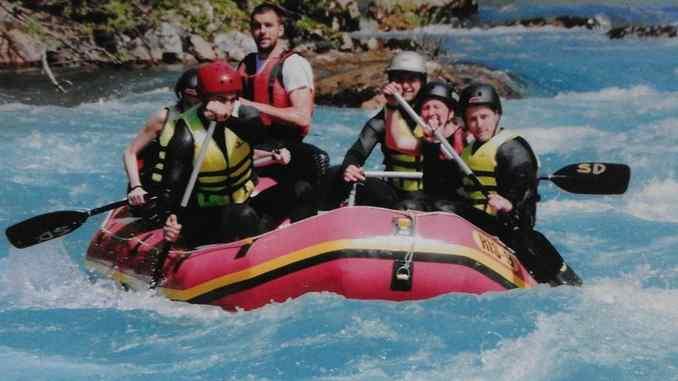 "Leutar.net Otvaranje sezone - Rafting kamp ""STARI DUD"""