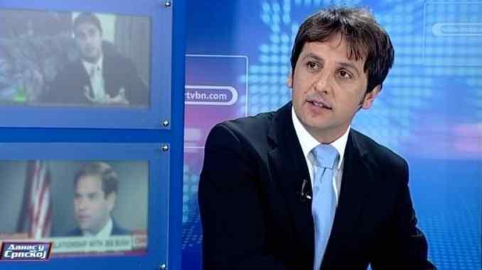 Leutar.net Nebojša Vukanović večeras gost RTRS-a