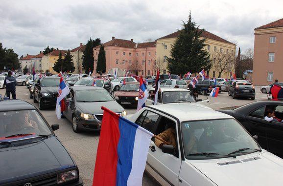 Leutar.net I trebinjski vozači započeli protest!