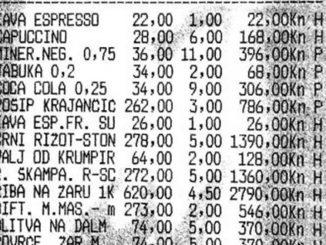 """Leutar.net Naždero se ribe pa šalje sliku računa u novine, veli """"Oderalo ga""""... """"Opeko se"""""""