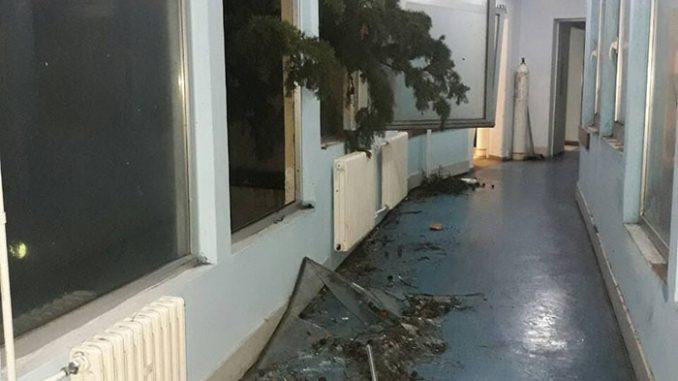Leutar.net Pijavica teško oštetila Bolnicu Meljine: Stanje vanredno !