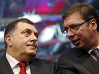 Leutar.net Dodik: Protesti u B. Luci i Beogradu koordinirani, iza njih stoji V. Britanija