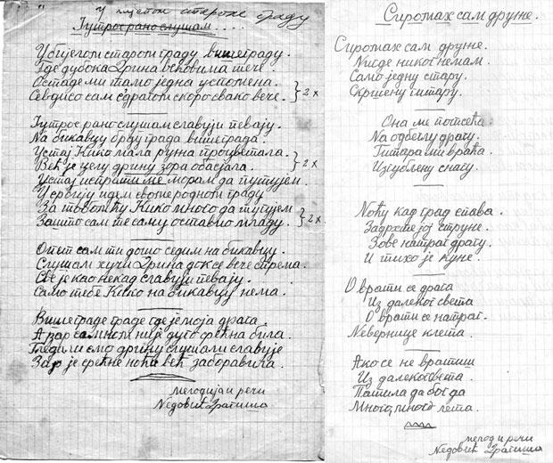 Leutar.net Dragiša Nedović zaboravljeni autor nezaboravnih pjesama