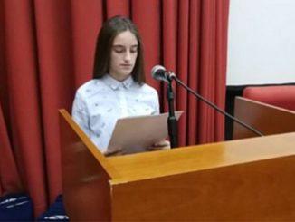 Leutar.net Ana Ćorović iz Ljubinja pobijedila na Svetosavskom književnom konkursu