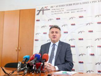 Leutar.net Autoputevi Republike Srpske kriju dokumente o ulaganju u autoput Banjaluka – Prijedor.