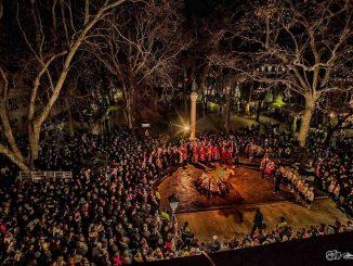 Leutar.net Badnje veče u Trebinju - Foto priča