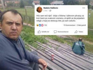 Leutar.net Status Bosanca koji je nasmijao čitav region: Htio sam reći riječ, dvije o Srbima i plivanju za krst časni, ali…