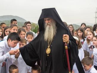Leutar.net Getty Images uvrstio fotografiju mitropolita Amfilohija među najbolje iz cijelog svijeta