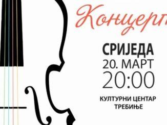 "Leutar.net Dođite na koncert orkestra Gimnazije ""Jovan Dučić"""