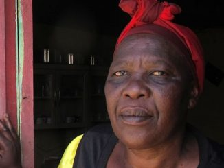 Leutar.net MAMA LAVICA: Afrikanka koja je u b i l a s i l o v a t e lj a svoje kćerke