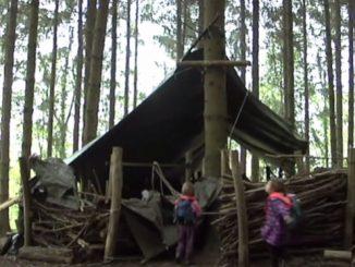 Leutar.net U Švajcarskoj djecu šalju da dane provode u šumi, gacaju po blatu…