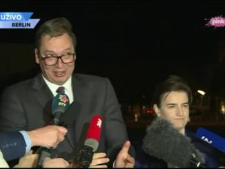 Leutar.net Aleksandar Vučić: Ana nešto sa Ramom ima, Merkel gleda u mene, ja stao nemam šta da kažem, rekoh…VIDEO