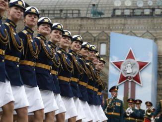 Leutar.net Pogledajte kako je protekla vojna parada u Moskvi (FOTO)
