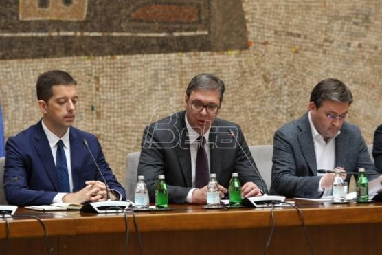 Leutar.net Vučić: Odgovoriću na laži vladike Grigorija na sednici Skupštine detaljno