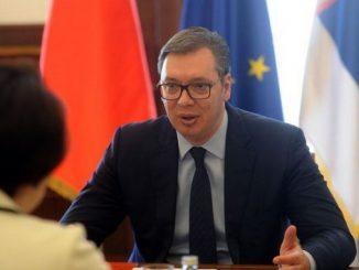 Leutar.net Vučić: Kosovo će u budućnosti dobiti nezavisnost i suverenost na cijeloj teritoriji