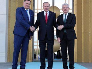 """Leutar.net """"PODRŠKA BIH PUTU U NATO"""" Šta je dogovoreno na sastanku u Ankari?"""