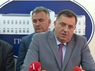 Leutar.net Dodik podržao Tegeltiju: Ovo je progon srpskih kadrova