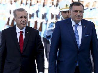 Leutar.net Dodik pozdravio: MERHABA ASKER
