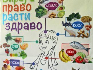 Leutar.net Novi način ishrane u dječijem vrtiću: Stop slatkišima i mesnim prerađevinama