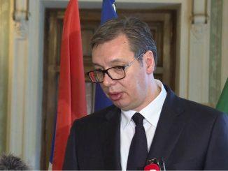 Leutar.net Vučić: Govoriću na Saboru SPC, vladike sa oduševljenjem prihvatile taj predlog