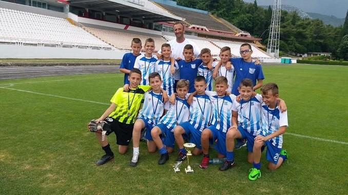 Leutar.net Veliki uspjeh najmlađih selekcija FK LEOTAR