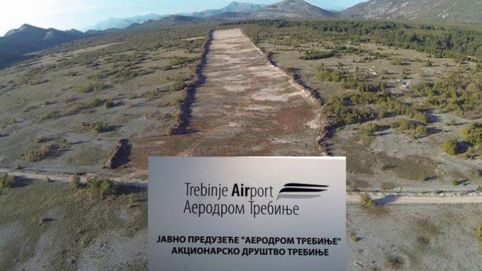 Leutar.net FANTOM U ZRAKU: Aerodromi RS ponovo troše 100.000 KM za trebinjsku pistu