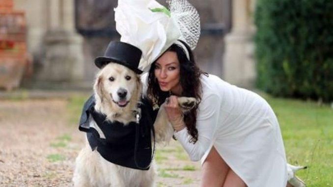 Leutar.net Bivša manekenka se udaje za psa, kumovi dva haskija