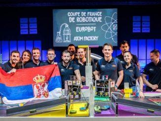 Leutar.net Eurobot 2019: Srpski IT studenti osvojili prvo mesto