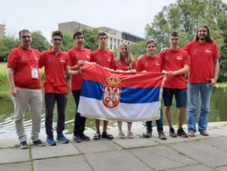 Leutar.net Tri zlata za srpske matematičare na olimpijadi u Velikoj Britaniji