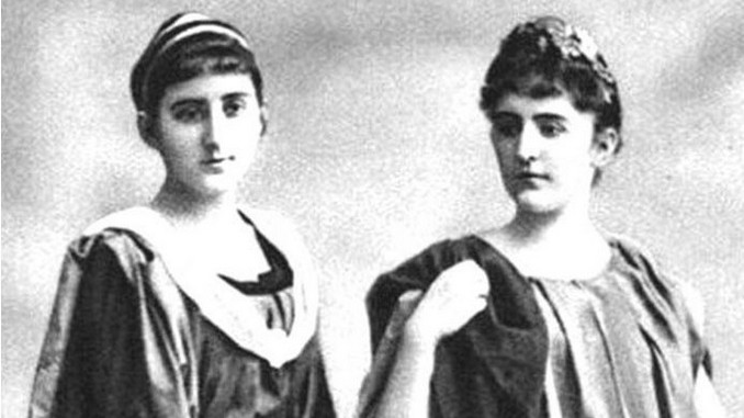 Leutar.net Кako su ćerke kralja Nikole o jadu zabavile dvor Romanovih!