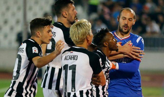 Leutar.net Partizan nokautirao Zvezdu u derbiju